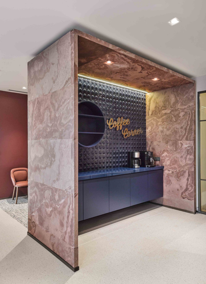Barry Callebaut Offices & Chocolate Academy - Istanbul - 18
