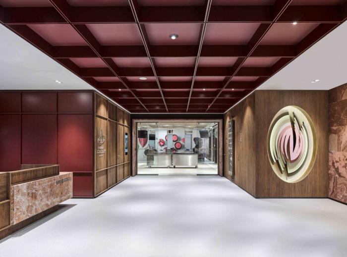 Barry Callebaut Offices & Chocolate Academy - Istanbul - 2