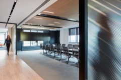 Recessed Linear in Global Insurance Company Offices - London