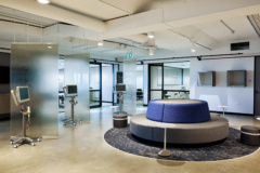 Suspended Cylinder / Round in Invisalign Offices - Sydney