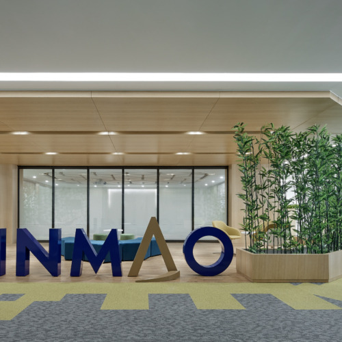 Jinmao Green Building Technology Offices – Beijing