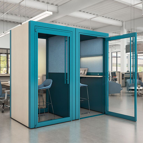 Tek Booth by Teknion