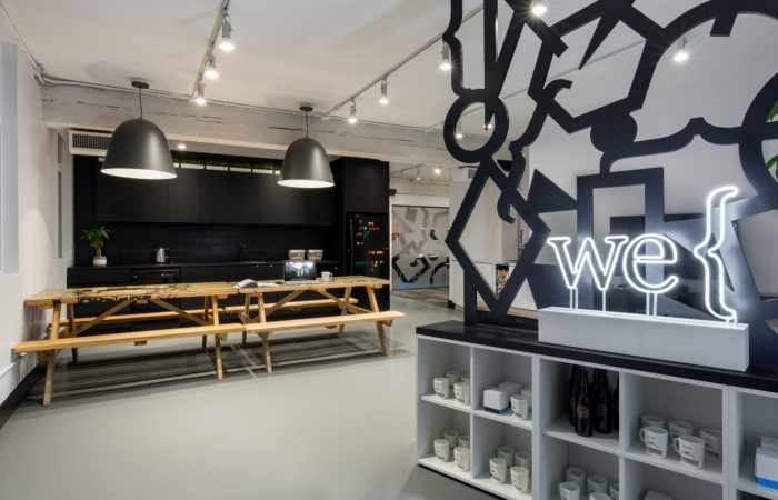 We The Collective Offices - Vancouver - 1