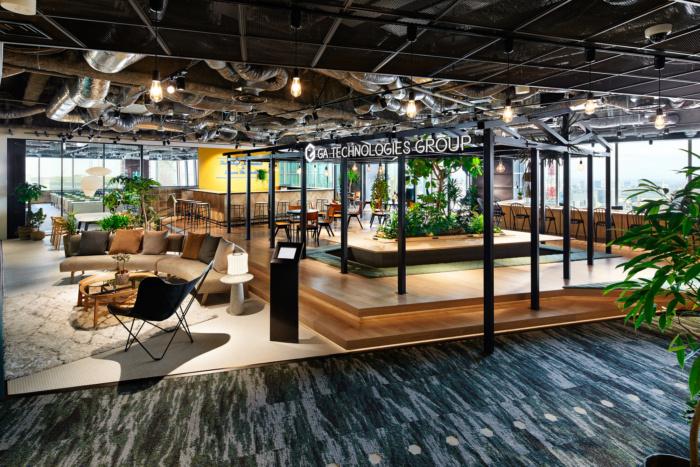 GA technologies Offices - Tokyo - 2