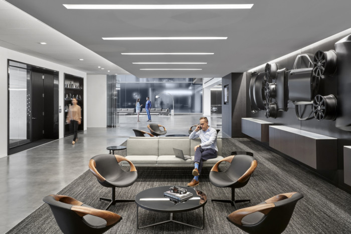 Mercedes-Benz USA Offices - Sandy Springs - 6