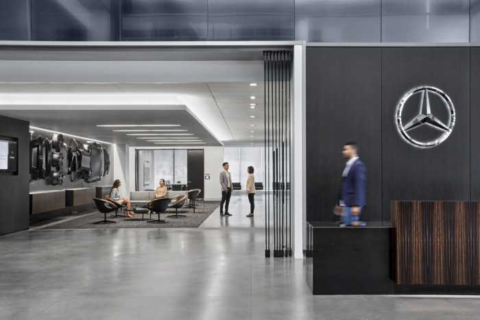 Mercedes-Benz USA Offices - Sandy Springs - 7
