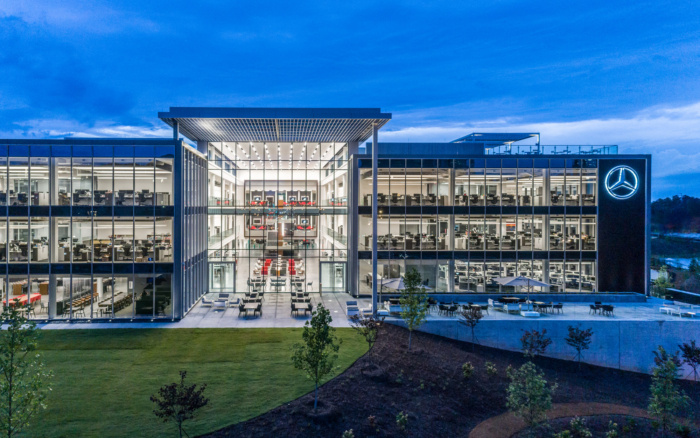 Mercedes-Benz USA Offices - Sandy Springs - 1