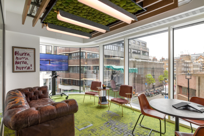 OakNorth Offices - London - 1