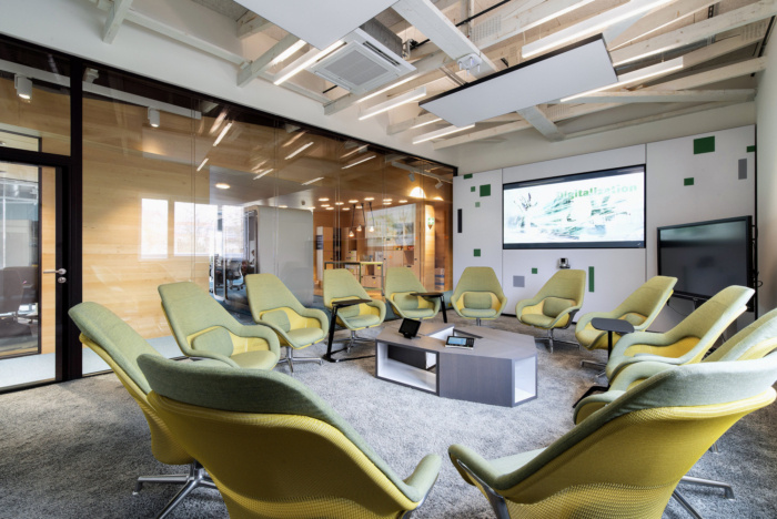 Schaeffler Digital Transformation Centre Offices - Nuremberg - 4