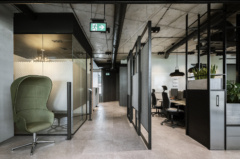 Track / Directional in Stalgast Offices - Warsaw