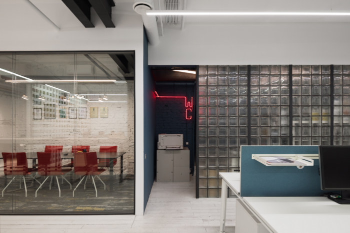 T+T Architects Offices - Moscow - 4