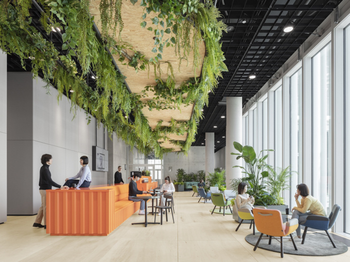 AmorePacific F21 Offices - Seoul - 2