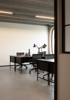 Mounted Linear in Fosbury & Sons Boitsfort Offices - Brussels