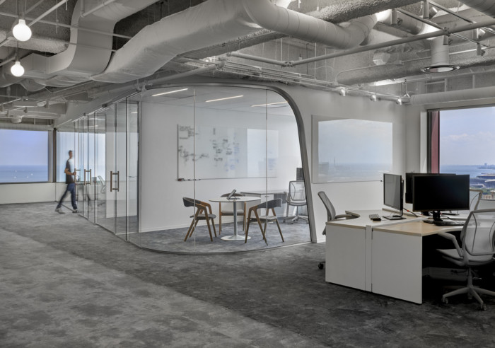 Akuna Capital Offices - Chicago - 7