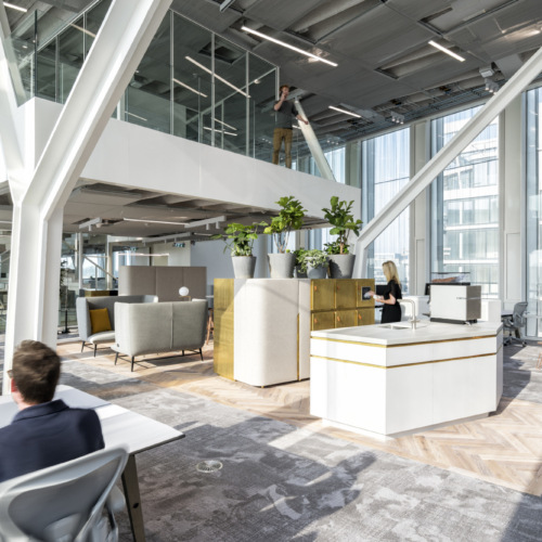 recent Amvest Offices – Amsterdam office design projects