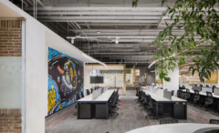 Track / Directional in Bairong Offices - Beijing