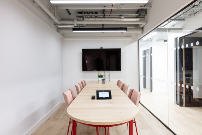 Huckletree Offices - London - 9