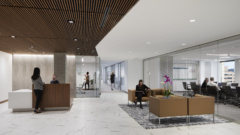 Perimeter / Grazer in McCarter & English Offices - Washington DC