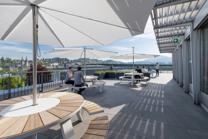 PwC Offices - Lucerne - 20