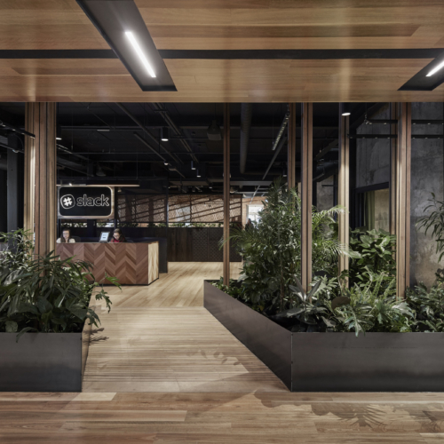 Slack Offices – Melbourne