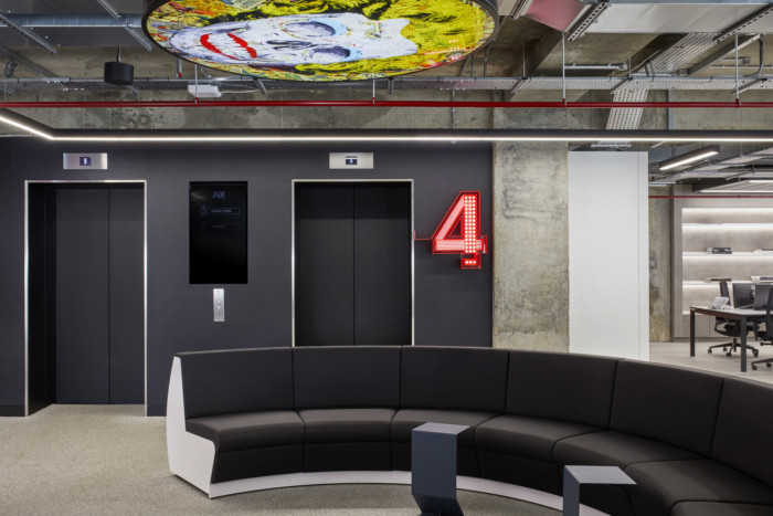 Sports Direct International Offices - London - 10
