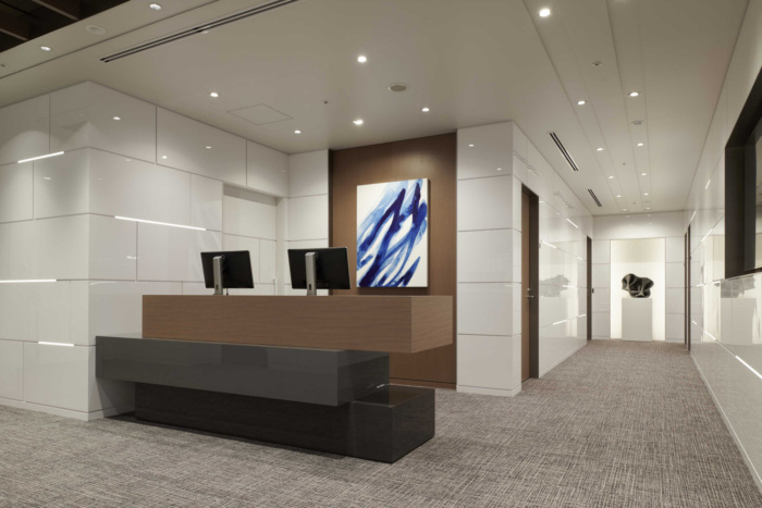 LaSalle Investment Management Offices - Tokyo - 2