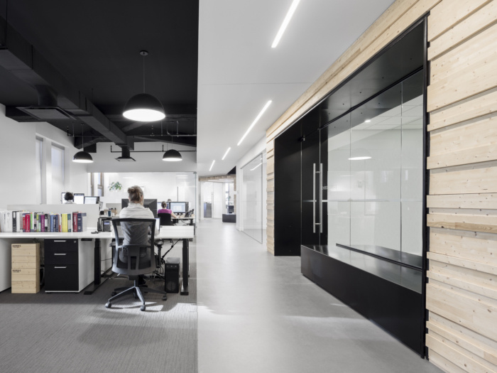 Nordic Structures Offices - Montreal - 3