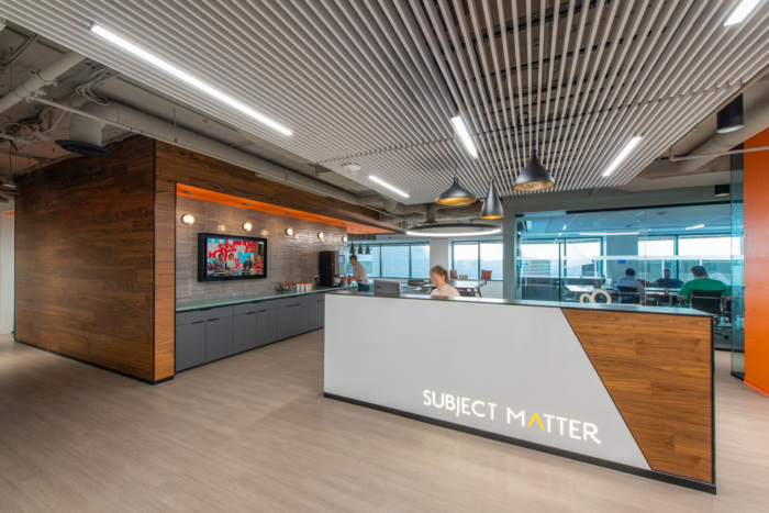 Subject Matter Offices - Washington DC - 1