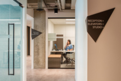 Recessed Linear in Subject Matter Offices - Washington DC