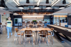 Recessed Downlight in Expel Offices - Herndon