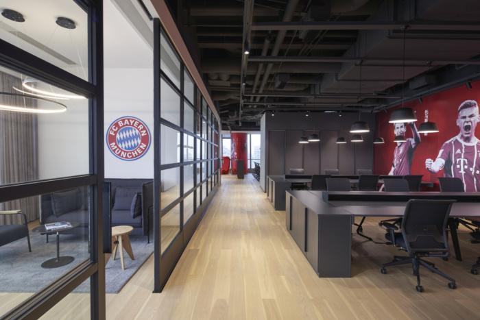 FC Bayern München Offices - Shanghai - 4