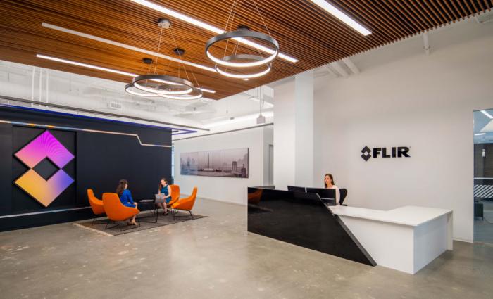 FLIR Systems Offices - Arlington - 1