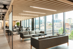 Sofas / Modular Lounge in Jigsaw Offices - London