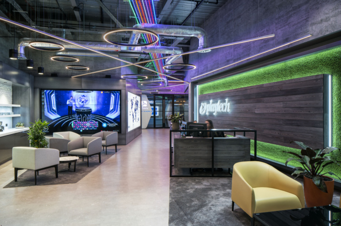 Playtech Offices - London - 1