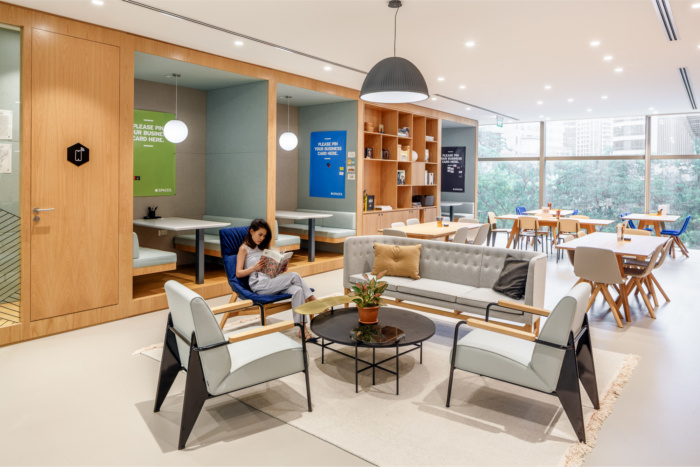 SPACES Triple One Somerset Coworking Offices - Singapore - 5