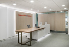 Recessed Cylinder / Round in Thomson Snell & Passmore Offices - Royal Tunbridge Wells