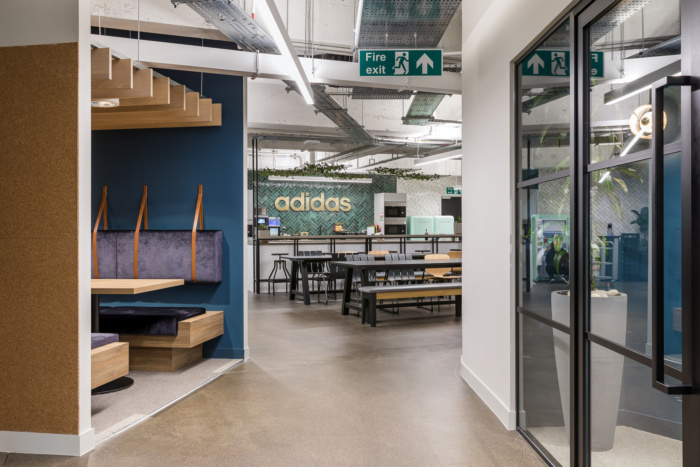 Adidas Offices - London - 12