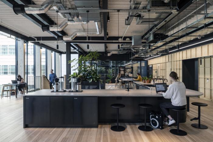 Gensler Offices - London - 17