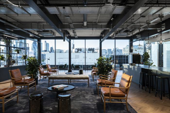 Gensler Offices - London - 14