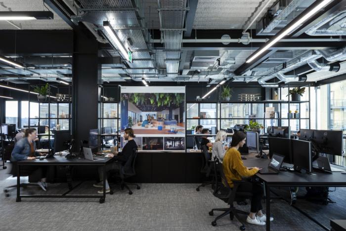 Gensler Offices - London - 15