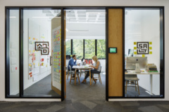 booking in IDEO Offices - Cambridge