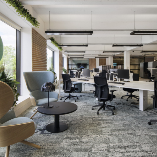 recent Irwell Valley Homes Offices – Manchester office design projects