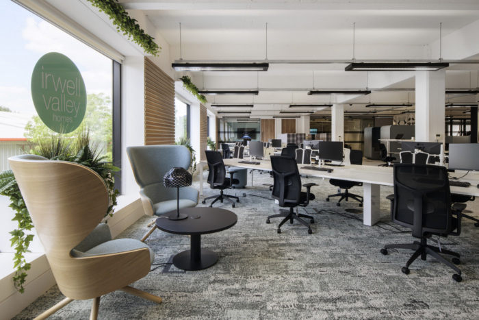 Irwell Valley Homes Offices - Manchester - 3