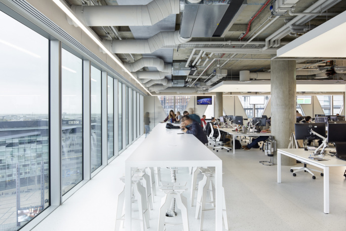 The Hut Group Offices - Manchester - 6