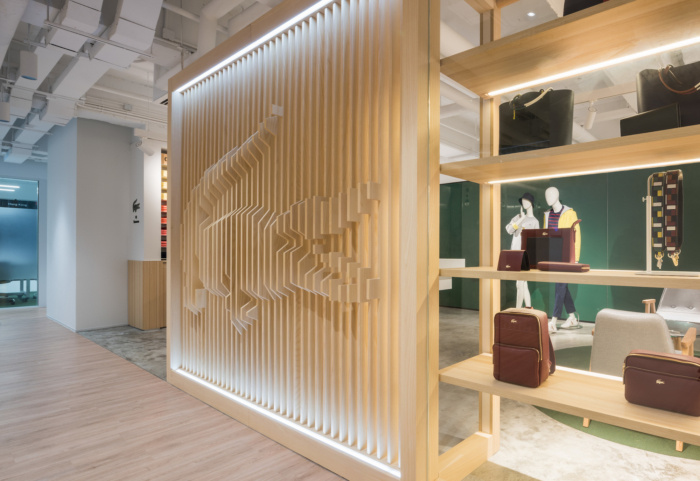 Lacoste Offices - Hong Kong - 4