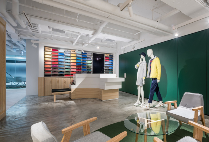 Lacoste Offices - Hong Kong - 5