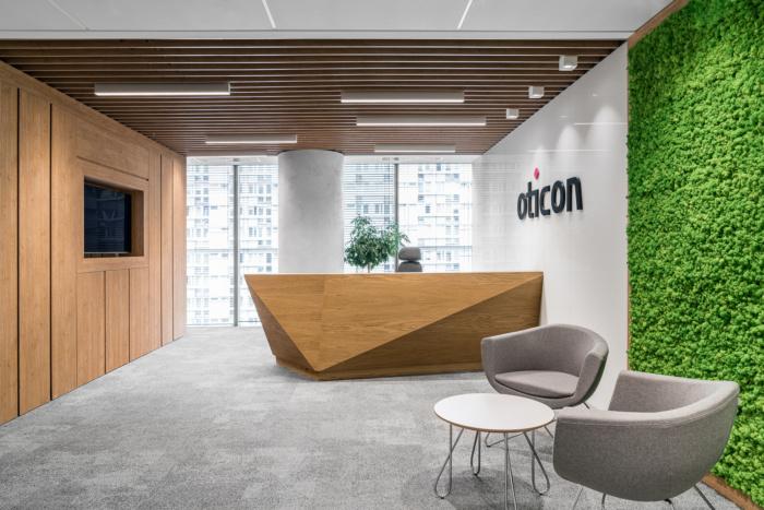 Oticon Offices - Warsaw - 1