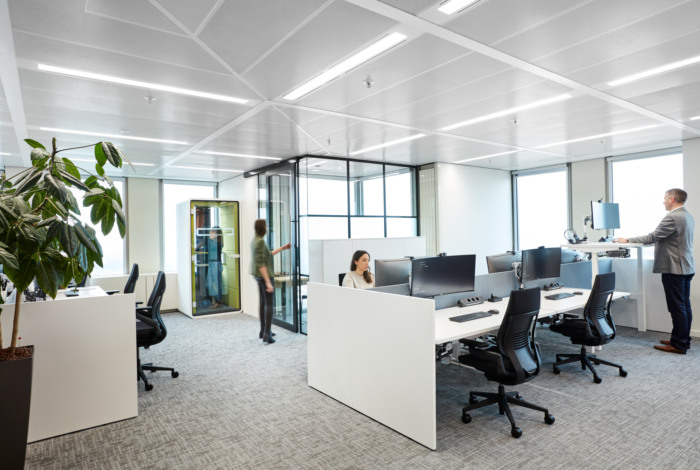 Private Global Asset Management Company Offices - Amsterdam - 7