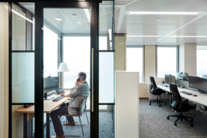 Private Global Asset Management Company Offices - Amsterdam