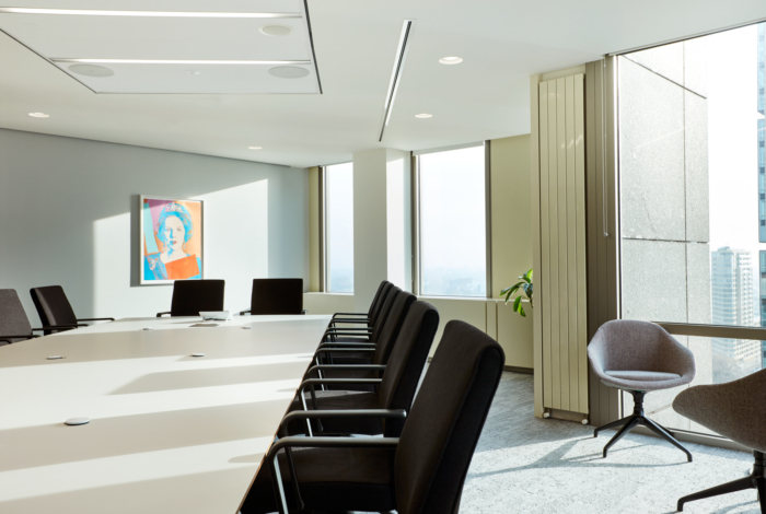 Private Global Asset Management Company Offices - Amsterdam - 10